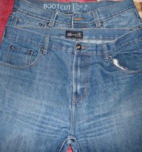 Отдам пакетом джинсовые вещи