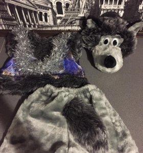 Костюм новогодний «волк»