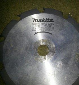 Пильный диск Makita