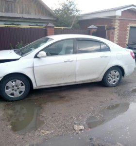 Автомобиль gelly emgrand