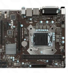 Материнская плата под Intel Core i3/i5/i7 на 1151