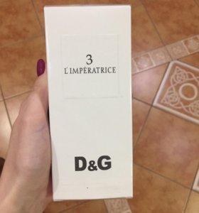Духи D&G L'imperatrice