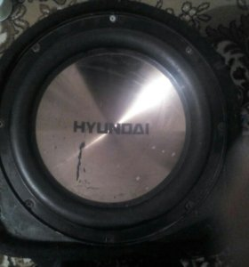 "Саб буфер ""Hyundai"""