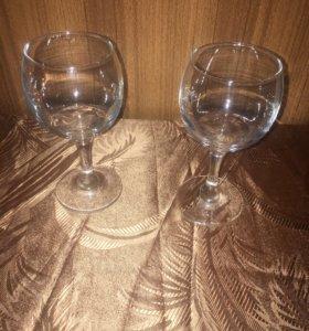 2 бокала