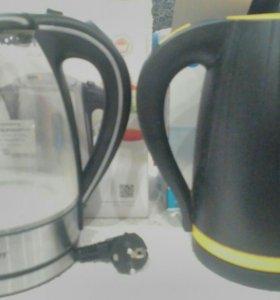 На запчасти 2 чайника