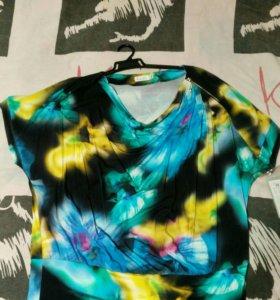 Блуза новая 56-58