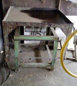 Оборудование для производства тротуарной плитки.