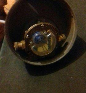 Прдам газовый редуктор и датчик показания топлева