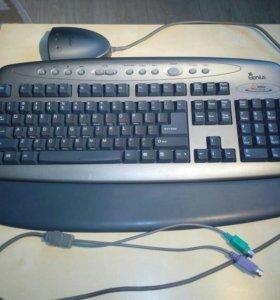 Клавиатура беспроводная Genius