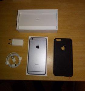 iphone 6 plus на 16 gb