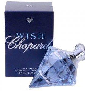 Духи Chopard Wish, 75мл (оригинал!)