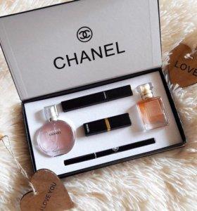 набор Chanel Present Set 5 в 1