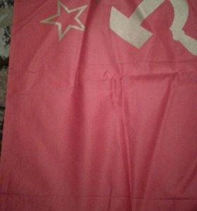 Флаг ссср в идеальном состоянии 1986 год
