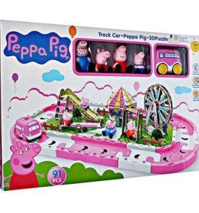 Свинка Пеппа «Парк развлечений»