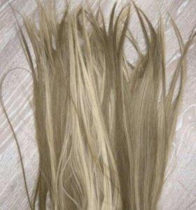 Продам пряди волос на заколках