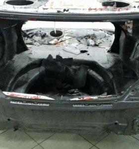 Задняя часть Toyota Camry V50 V55