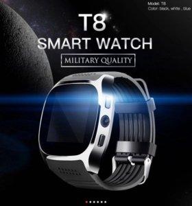 Смарт часы Новый бренд Т8