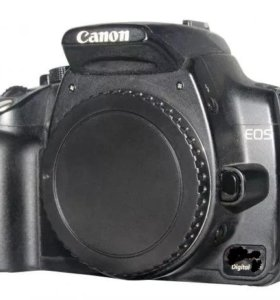 байонетная крышка на фотоаппарат Canon