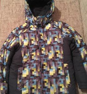 Куртка зимняя, для мальчика.