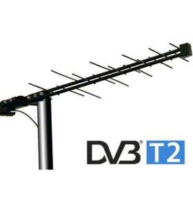 Цифровые Антенны бесплатно 30 каналов