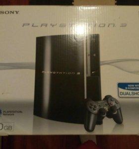 Игровая приставка SonyPlaystation 3
