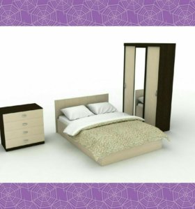 Спальный гарнитур Азалия
