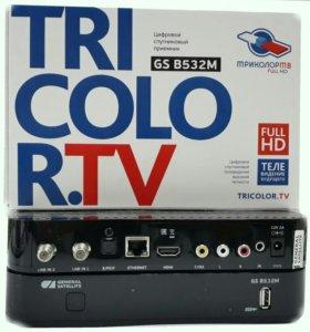Триколор тв HD ресивер gs534м