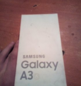 Телефон самсунг а3