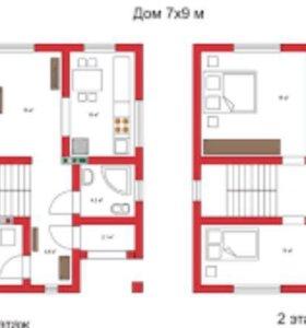 Проект дома на заказ