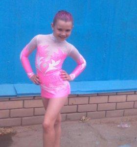 купальник для художественной гимнастике