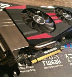 Asus GeForce GTX 760 2Gb 1006Mhz 256 bit HDMI