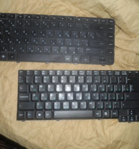 Клавиатуры на ноутбуки б/у