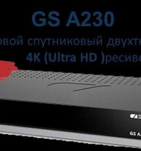 Триколор тв ultra HD 4k ресивер