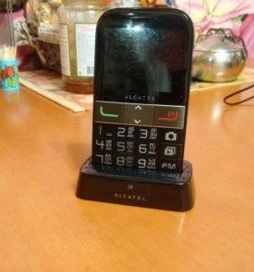 Телефон для пожилых Alcatel 2000X