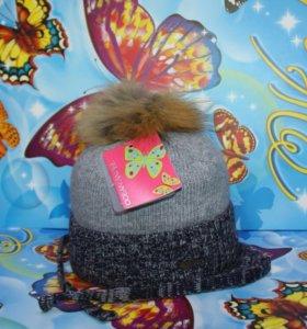 Детская зимняя шапка Ocean Angel 6240