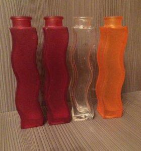 4 вазы