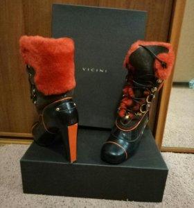 Ботинки VICINI зимние