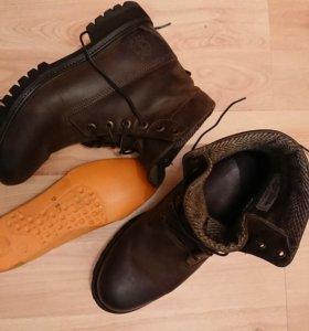 Ботинки Timberland р-р 43 оригинал