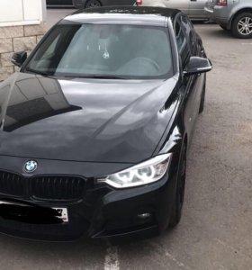 BMW 320i (184л.с.) 2013 года