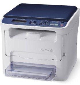 Лазерный принтер (цветной) Xerox Phaser 6121MFP