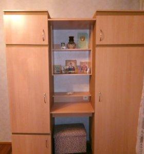 Продам шкаф из 2-х частей