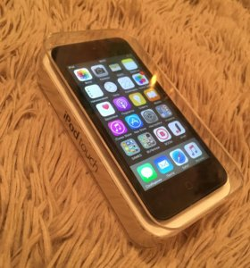 iPod touch 5 32gb black