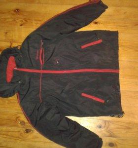 Куртка каламбия зимняя 52р
