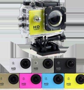 Экшн-камера Sports HD DV 1080p
