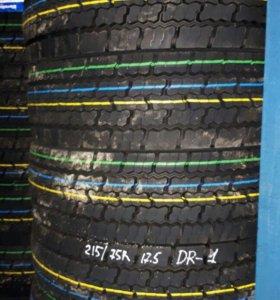 Новые грузовые шины 215/75 R17.5 Cordiant DR-1