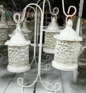 Фонарь декоративный