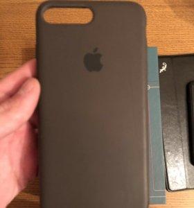 Оригинальный чехол Apple iPhone 7 Plus