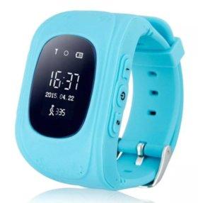 Детские часы с GPS трекером (Отслеживание местопол