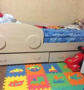 Срочно продам кровать !!!!