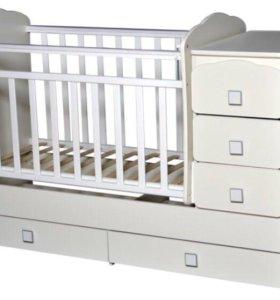 """Детская кроватка """"Ульяна 1"""""""